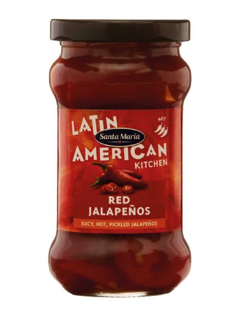 Red Jalapenos 200g